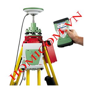 MÁY ĐỊNH VỊ GPS LEICA RTK GNSS GS10