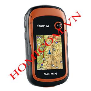MÁY ĐỊNH VỊ GARMIN GPS ETREX20