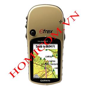 MÁY ĐỊNH VỊ GARMIN GPS ETREX SUMIT HC