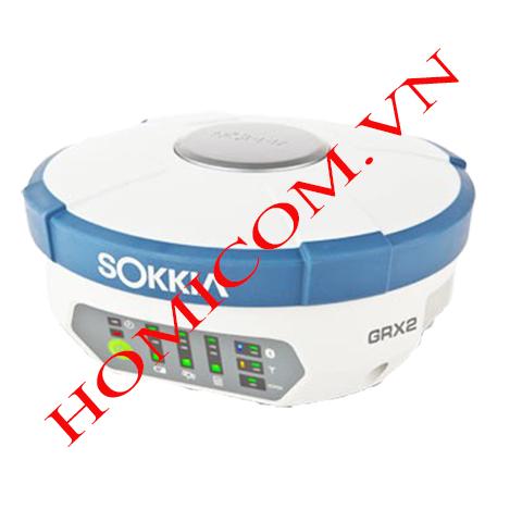 MÁY ĐỊNH VỊ GPS 2 TẦN RTK SOKKIA GRX2 GNSS